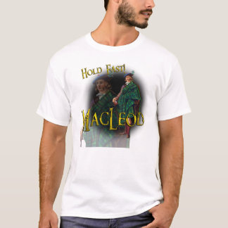 Hold Fast! Clan MacLeod Highland Games Shirts