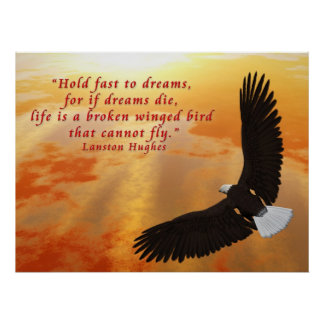 Hold Fast to Dreams Poster