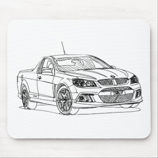 Hold HSV GenF Malo 2014 Mouse Pad