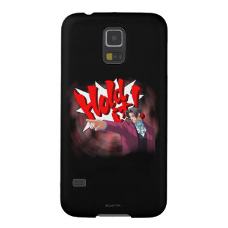 Hold It! Miles Edgeworth Cases For Galaxy S5