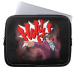 Hold It! Miles Edgeworth Laptop Computer Sleeves