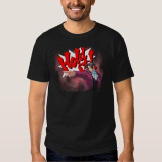 Hold It! Miles Edgeworth Shirts