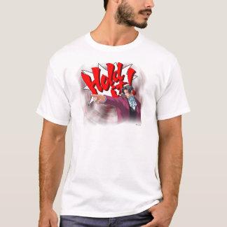 Hold It! Miles Edgeworth T-Shirt