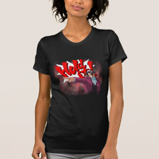 Hold It! Miles Edgeworth T-shirts