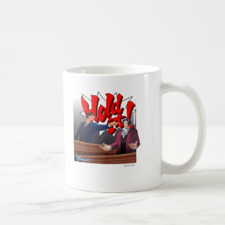 Hold It! Phoenix Wright & Miles Edgeworth Coffee Mug
