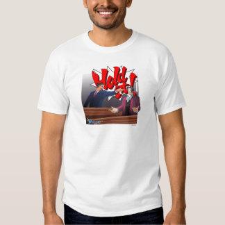 Hold It! Phoenix Wright & Miles Edgeworth Shirt