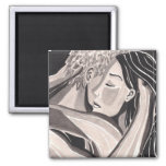 Hold Me Tight 2 Inch Square Magnet