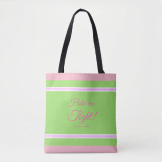 Hold me tight! tote bag