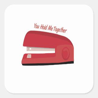 Hold Me Together Sticker