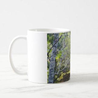 Hold on! coffee mug