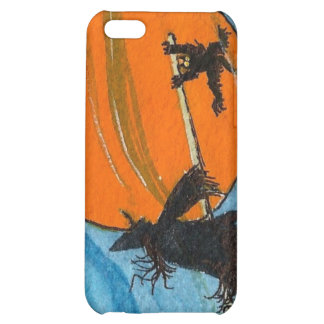 Hold On Fluffy! Case For iPhone 5C