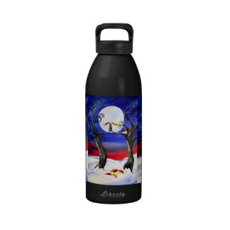 Hold On Reusable Water Bottle