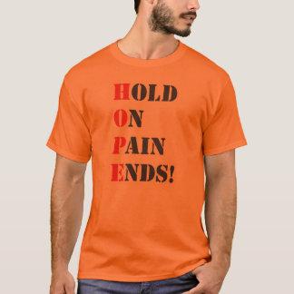 Hold On shirt men's