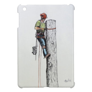 Hold on tight tree surgeon cover for the iPad mini