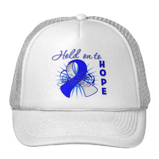 Hold On To Hope - ALS Lou Gehrigs Disease Trucker Hat