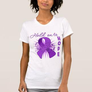 Hold on To Hope - Epilepsy T Shirts