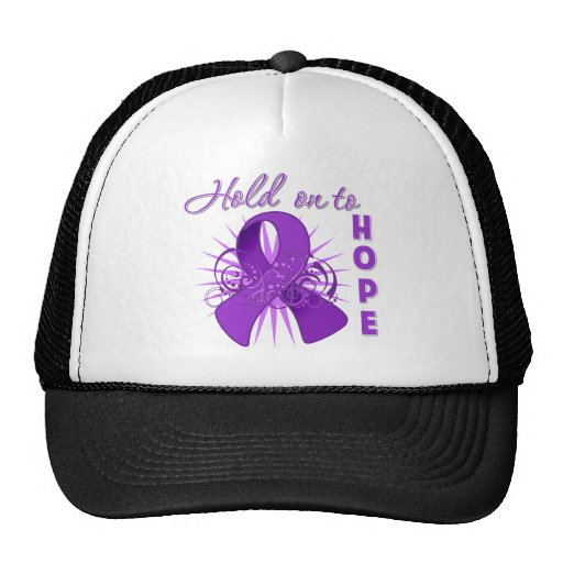 Hold on To Hope - GIST Cancer Trucker Hats