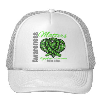 Hold on to Hope - Lymphoma Awareness Trucker Hat
