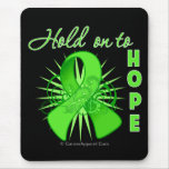 Hold On To Hope - Lymphoma Mouse Pad