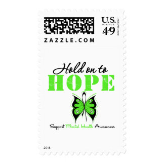 Hold on to Hope Mental Health Awareness Stamps
