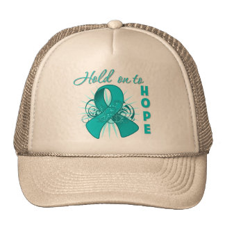 Hold on To Hope - PCOS Mesh Hats