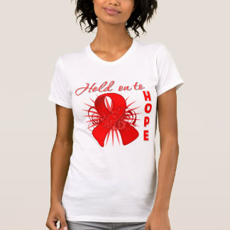 Hold on To Hope - Stroke Awareness T Shirts