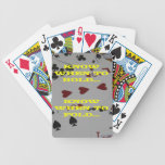 Hold or Fold Bicycle Poker Cards