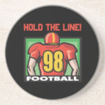 Hold The Line Beverage Coasters