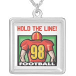 Hold The Line Personalized Necklace
