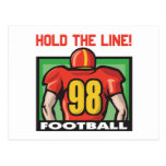 Hold The Line Postcard
