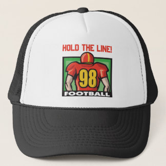 Hold The Line Trucker Hat