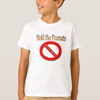 Hold the Peanuts Peanut Allergy Shirt