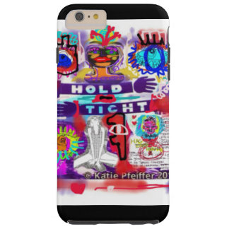 Hold Tight Urban West Philly iPhone Case