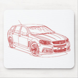 Hold VF Comm SW SV6 2014 Mouse Pad