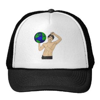 Hold your World Trucker Hat