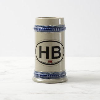 Holden Beach. Beer Stein