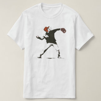 Holden Caulfield, Flower Bomber T-Shirt