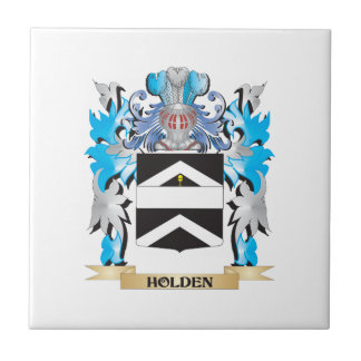 Holden Coat of Arms - Family Crest Tile