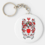 HOLDEN FAMILY CREST -  HOLDEN COAT OF ARMS BASIC ROUND BUTTON KEYCHAIN