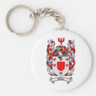 HOLDEN FAMILY CREST -  HOLDEN COAT OF ARMS KEYCHAIN