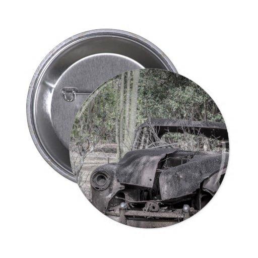 Holden FJ Ute Car Lives Forever Pins