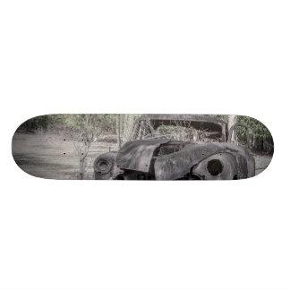 Holden FJ Ute Car Lives Forever Skateboard Decks