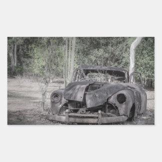 Holden FJ Ute Car Lives Forever Stickers