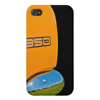 Holden Monaro Orange 350 iPhone 4/4S Cover