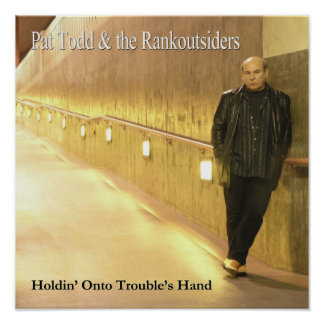 Holdin' Onto Trouble's Hand Poster