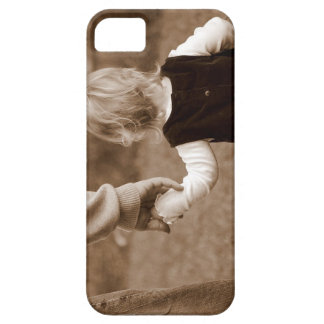 Holding Daddy's Hand iPhone SE/5/5s Case