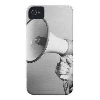 Holding Hand iPhone 4 Cover