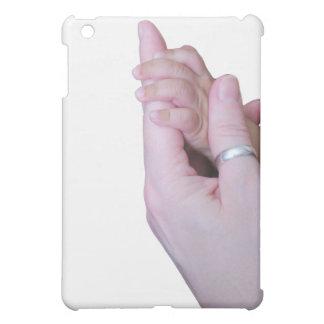 Holding Hands iPad Mini Cover