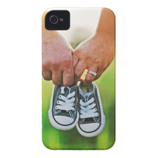Holding Hands iPhone 4 Case