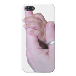 Holding Hands iPhone 5/5S Covers